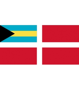 Bahamas Flag (Courtesy)