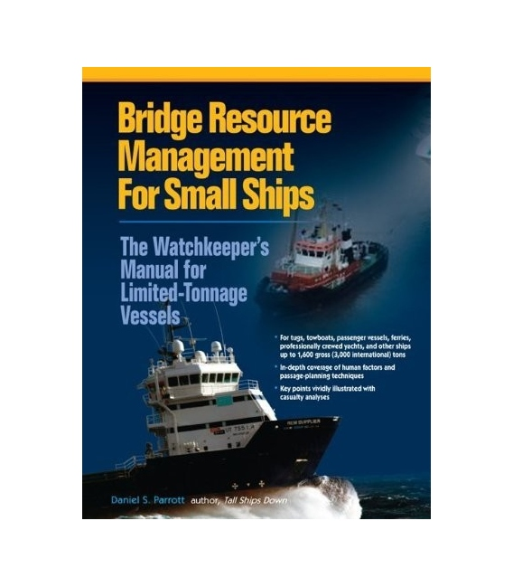 Bridge Resource Management for Small Ships