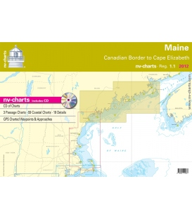 Region 1.1: Maine Canadian Border to Cape Elizabeth