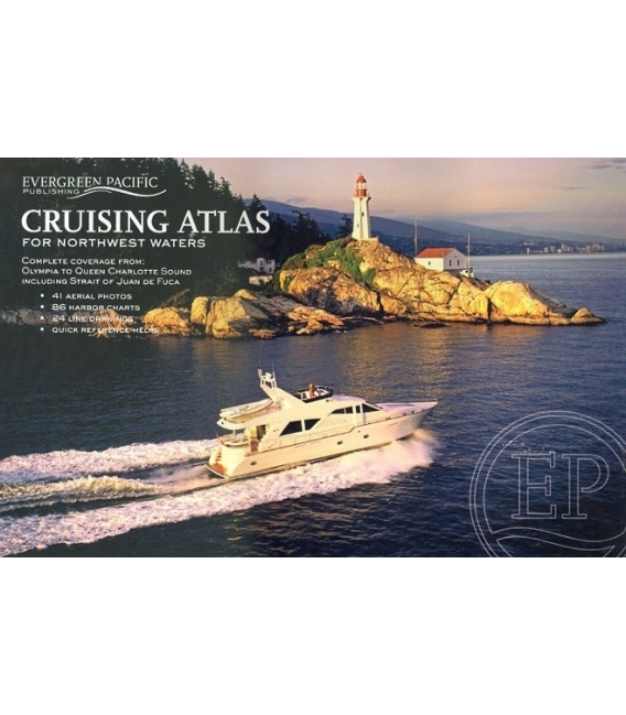 Evergreen Cruising Atlas for Northwest Waters