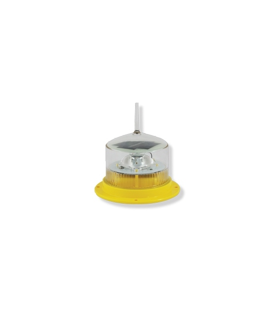 Sealite SL15 1-2nm+ Solar Marine Lantern Yellow