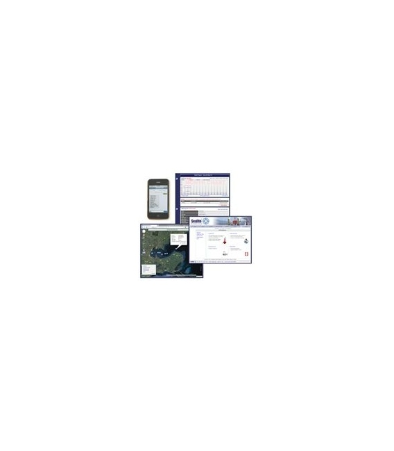 Sealite GSM Cell-Phone Monitor & Control System