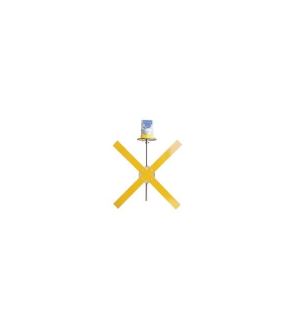St. Andrews cross special mark shown with SL70 lantern