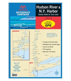 WPB Hudson River and N.Y. Harbor, 3rd Edition 2011