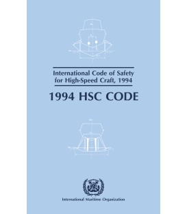 IMO e-Book E187E High-Speed Craft (1994 HSC) Code, 1995 Edition