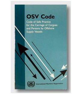 IMO e-Book E288E Carriage of Cargoes & Persons by OSV (OSV Code), 2000 Edition