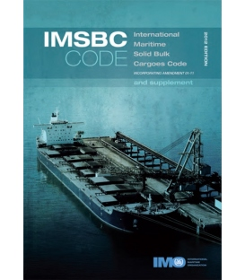 IF260E - International Maritime Solid Bulk Cargoes (IMSBC) Code, 2012 Edition
