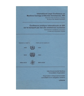 IMO e-Book E429B Maritime Carriage of Nuclear Substances 1971, 1972 Edition