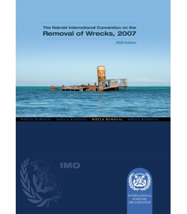 IMO e-Book E470F Nairobi Convention on Removals of Wrecks, 2008 Edition