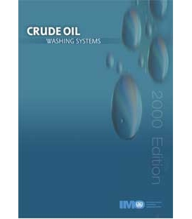 IMO e-Reader KA617E Crude Oil Washing Systems, 2000 Edition