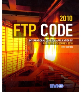 IMO e-Reader KC844E 2010 Fire Test Procedures (FTP) Code, 2012 Edition