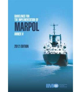 IMO e-Reader KB656E Guidelines for the Implementation of MARPOL Annex V, 2012 Edition