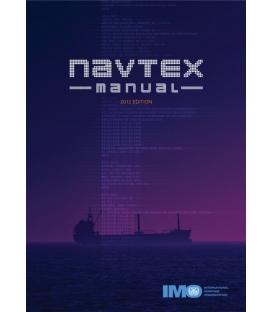 IMO e-Reader KD951E NAVTEX Manual, 2012 Edition