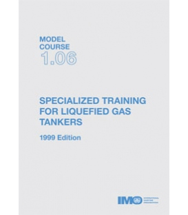 Training for Liquefied Gas Tankers, 1999 Edition
