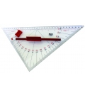 Weems & Plath 104 Triangle with Handle, Kent Type