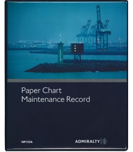 NP133A Paper Chart Maintenance Record, 4th Edition 2013