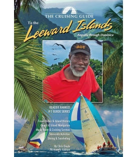 Cruising Guide to the Leeward Islands, 13th Ed., 2014-2015