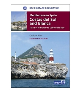 Mediterranean Spain - Costas del Sol and Blanca, 7th Edition 2014