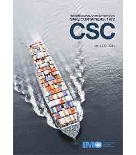 IMO IB282E Int'l Convention for Safe Containers 1972 (CSC 1972), 2014 Edition