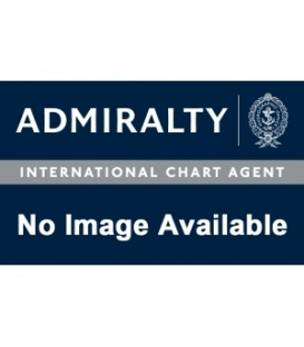 British Admiralty Nautical Chart 523 Port of Okha
