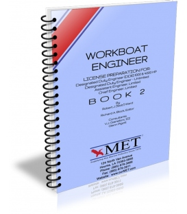 Workboat Engineer & Oiler, Book 2 (2014)