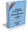 BK-0068-3 QMED - Electricity & Refrigeration, 2014 Edition