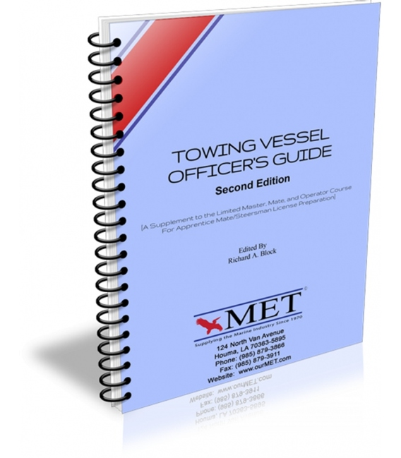 Towing Vessel Officer's Guide