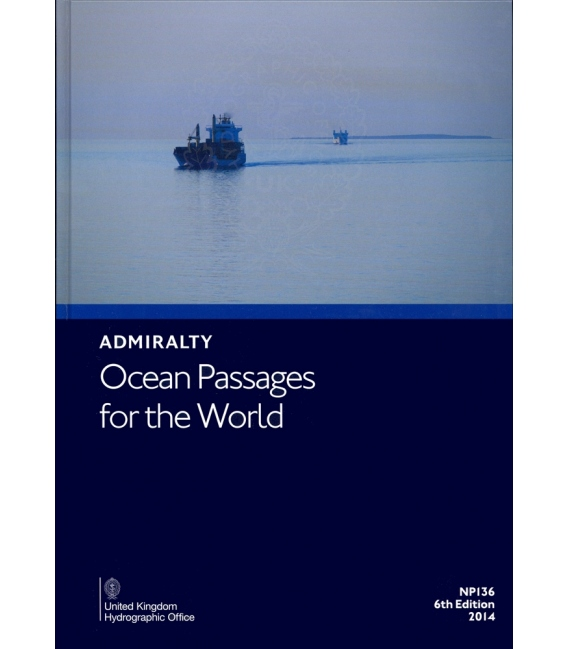 NP136 Ocean Passages for the World, 6th Edition 2014