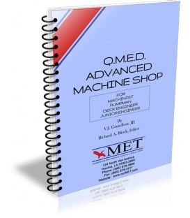 BK-0068-4 QMED - Advanced Machine Shop, 2014 Edition