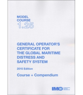IMO TA125E Model Course General Operator's Certificate for GMDSS, 2015 Edition