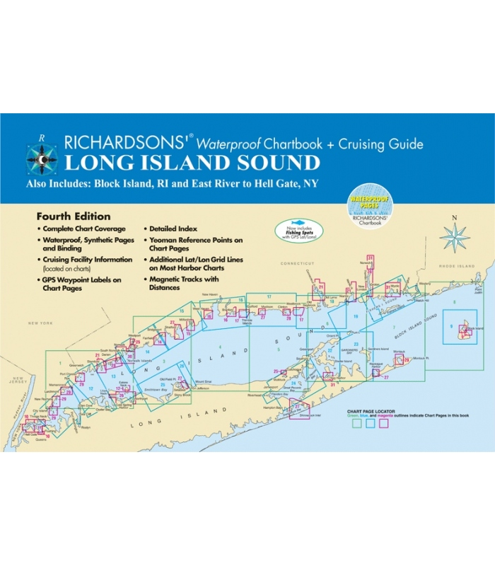 Online Chart Of Long Island Sound
