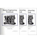 Marine Engineering Workbook Set Volume 1, 2 & 3, (7th 2015)