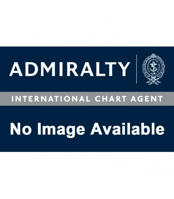 British Admiralty Nautical Chart 29 Porto de Santos