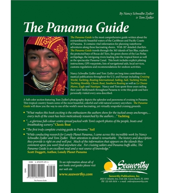 The Panama Guide, (2nd, 2001)