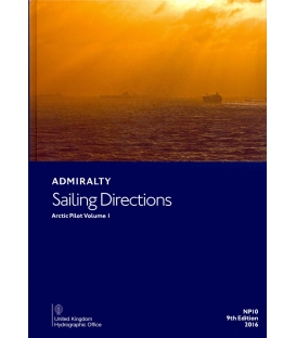 Admiralty Sailing Directions NP10 Arctic Pilot Vol. I, 9th Edition 2016