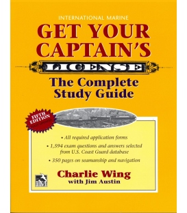 Get Your Captain's License, 5th Edition 2016