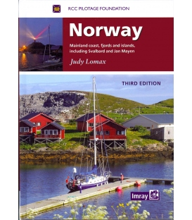 Norway - Mainland Coast, Fjords And Islands, Including Svalbard And Jan Mayen, 3rd Edition 2016