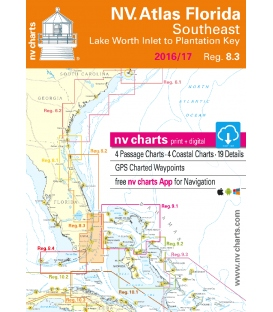 Region 8.3: Florida, Southeast, Lake Worth Inlet to Plantation Key 2016/17