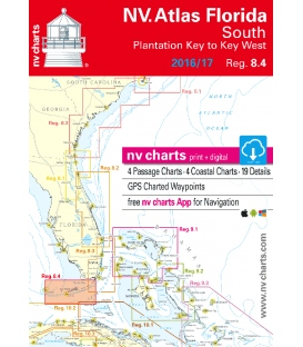 Region 8.4: Florida, South, Plantation Key to Key West 2016/17