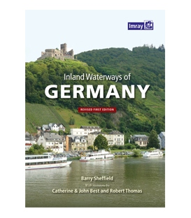 Inland Waterways of Germany, Revised 1st Edition 2016