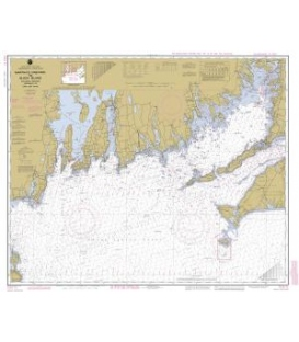 1210-TR - Marthas Vineyard To Block Island Training Chart
