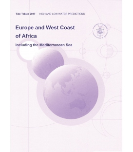 2017 NOAA Tide Tables: Europe and West Coasts of Africa