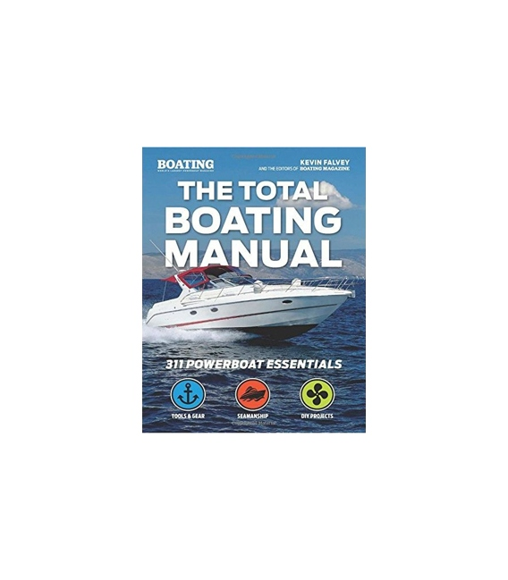 The Total Boating Manual, 1st Edition 2016