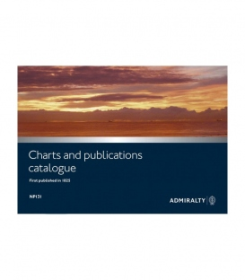 NP131 Catalogue of Admiralty Charts and Publications (2021)