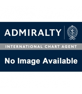 British Admiralty Nautical Chart 468 Cruise Terminals in the Caribbean, Amber Cove, Dominican Republic and Grand Turk, Turks and