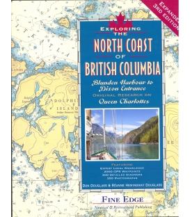 Exploring the North Coast of British Columbia, 3rd Edition 2017