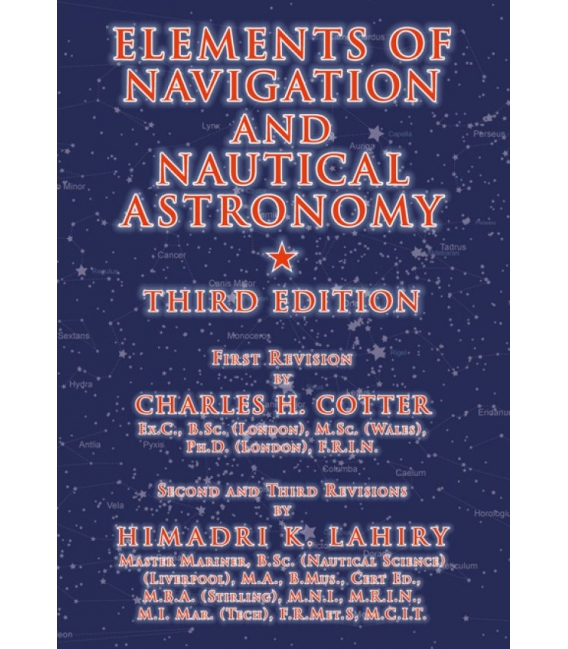 Elements of Navigation and Nautical Astronomy, 3rd Edition 2017