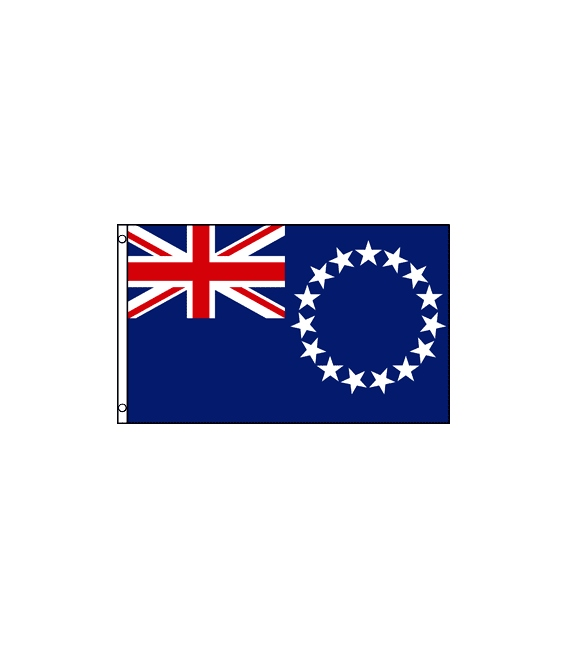 Cook Islands Flag