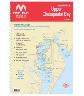Upper Chesapeake Bay, 1st Edition 2017