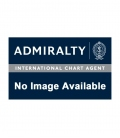 British Admiralty Nautical Chart 5504 Mariners' Routeing Guide - Approaches to the Panama Canal